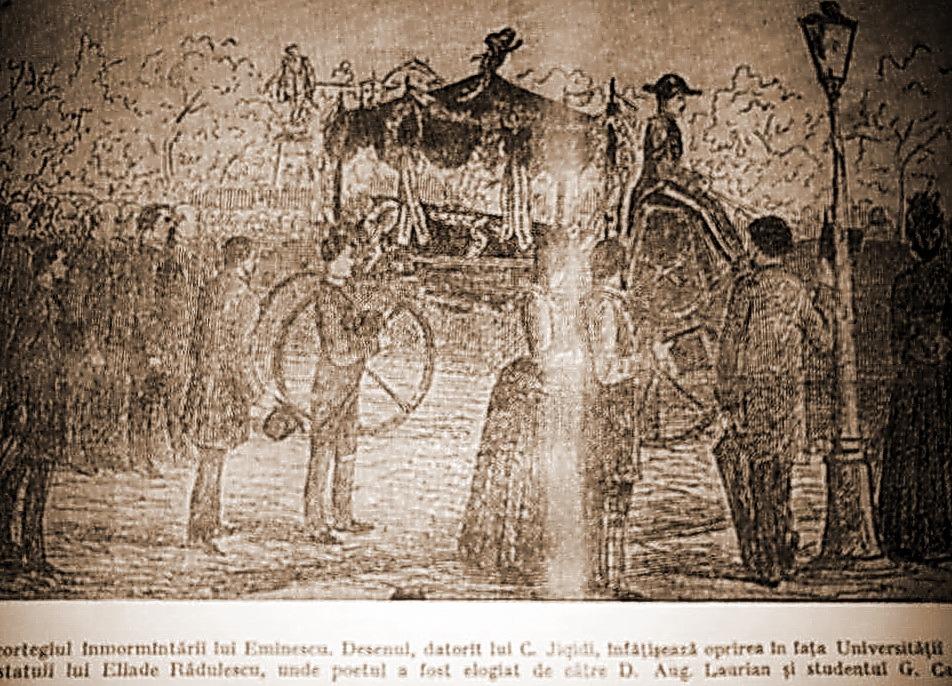 2 - Inmormantare Mihai Eminescu - Editia de Dimineata