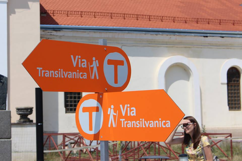 Via Transilvanica, stadiul amenajarii celui mai lung ...  |Via Transilvanica
