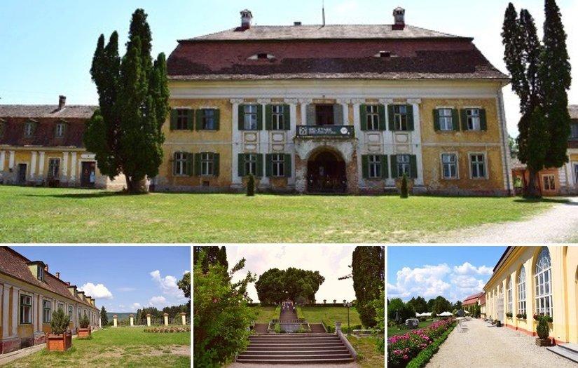 Palatul Brukenthal din Avrig   Credit foto: Mira Kaliani