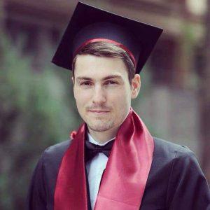 Sebastien Slavitescu. Sursă: Facebook