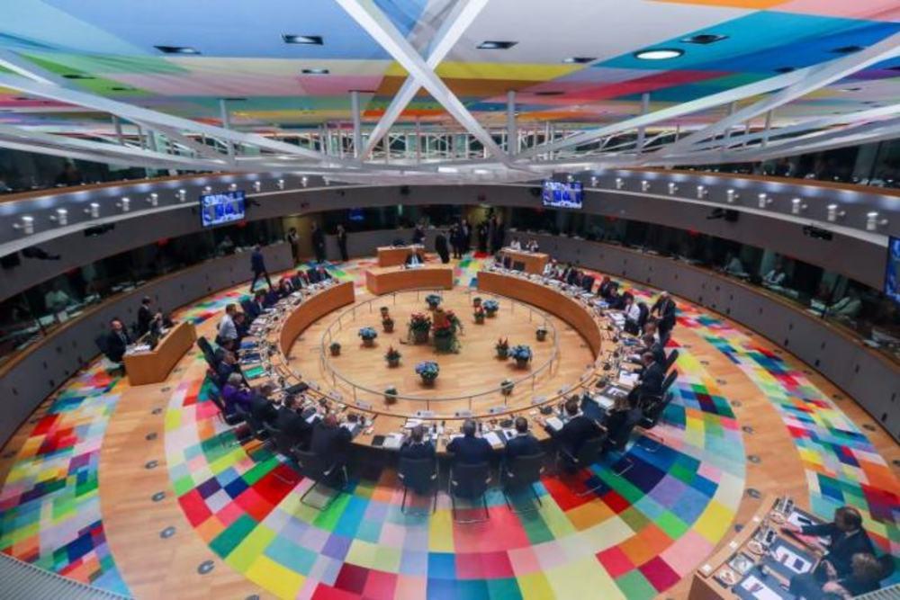Reuniune Consiliul European| Sursa: Solidar