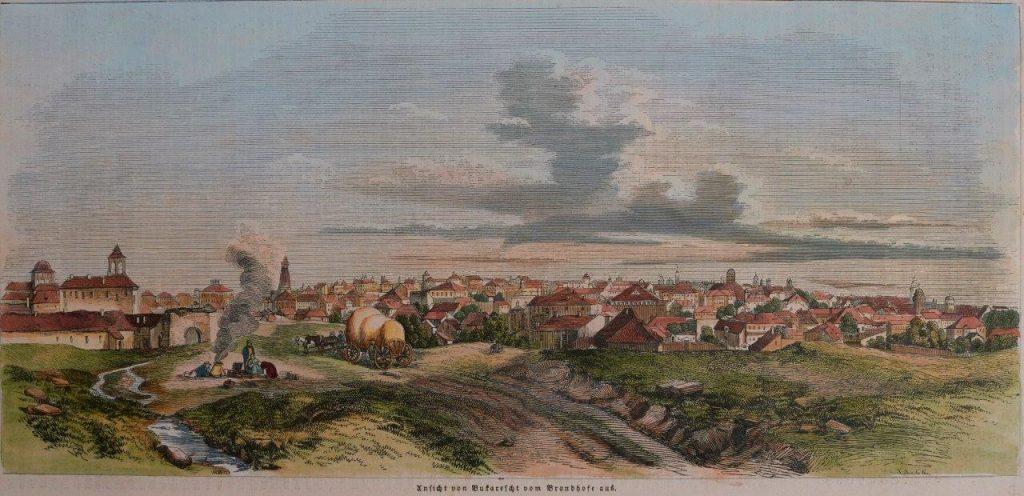 Bucureștiul la 1837, Teleenciclopedia