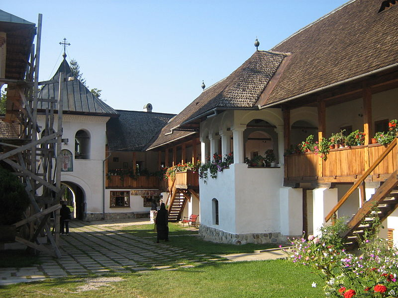 Mănăstirea Polovragi, Sursa foto: orthodoxwiki.org