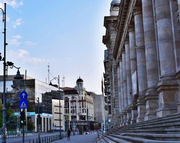 Palatul Postelor Bucuresti