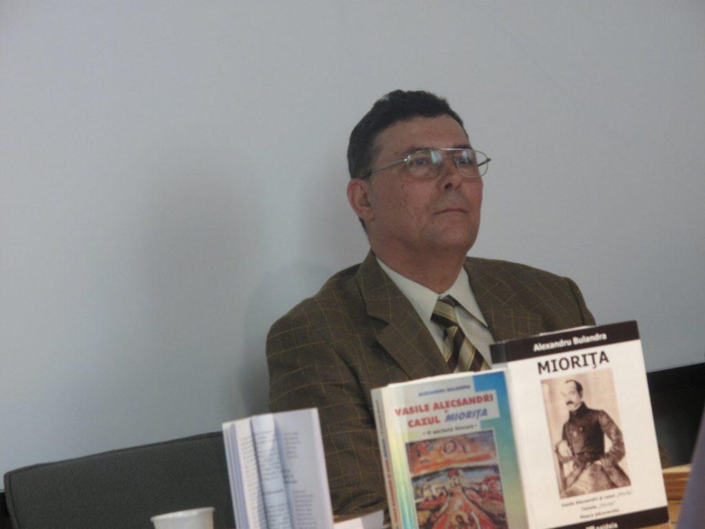Alexandru Bulandra răspunde întrebărilor