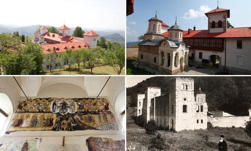 Mănăstirea Arnota, Sursă foto: arnota.arhiepiscopiaramnicului.ro