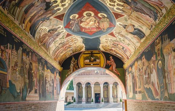 Mănăstire Antim
