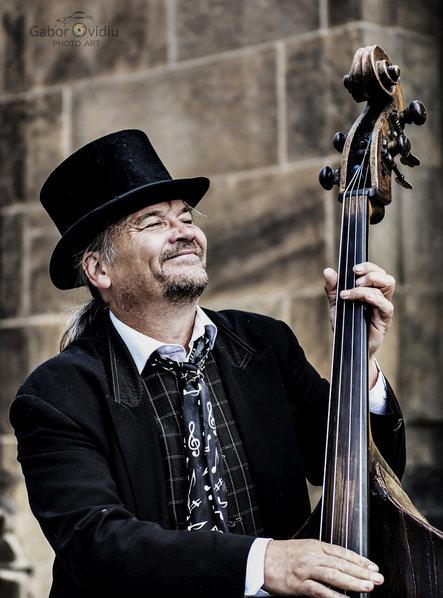 Living the music. Foto: Ovidiu Gabor