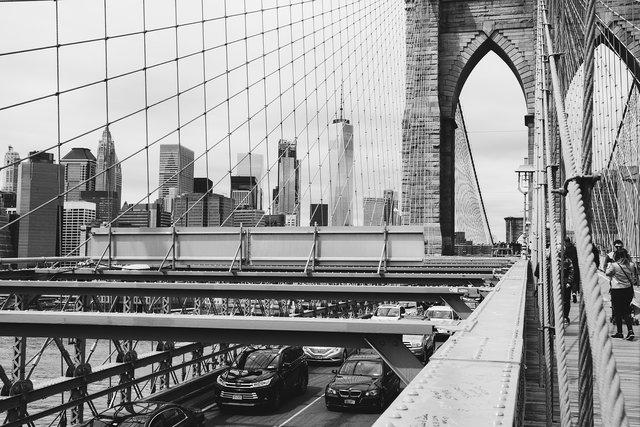 Podul Brooklyn   Credit: Kai Pilger, Sursa: Pixabay