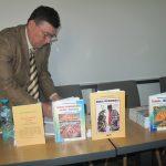 Criticul și istoricul literar Alexandru Bulandra și cărțile sale