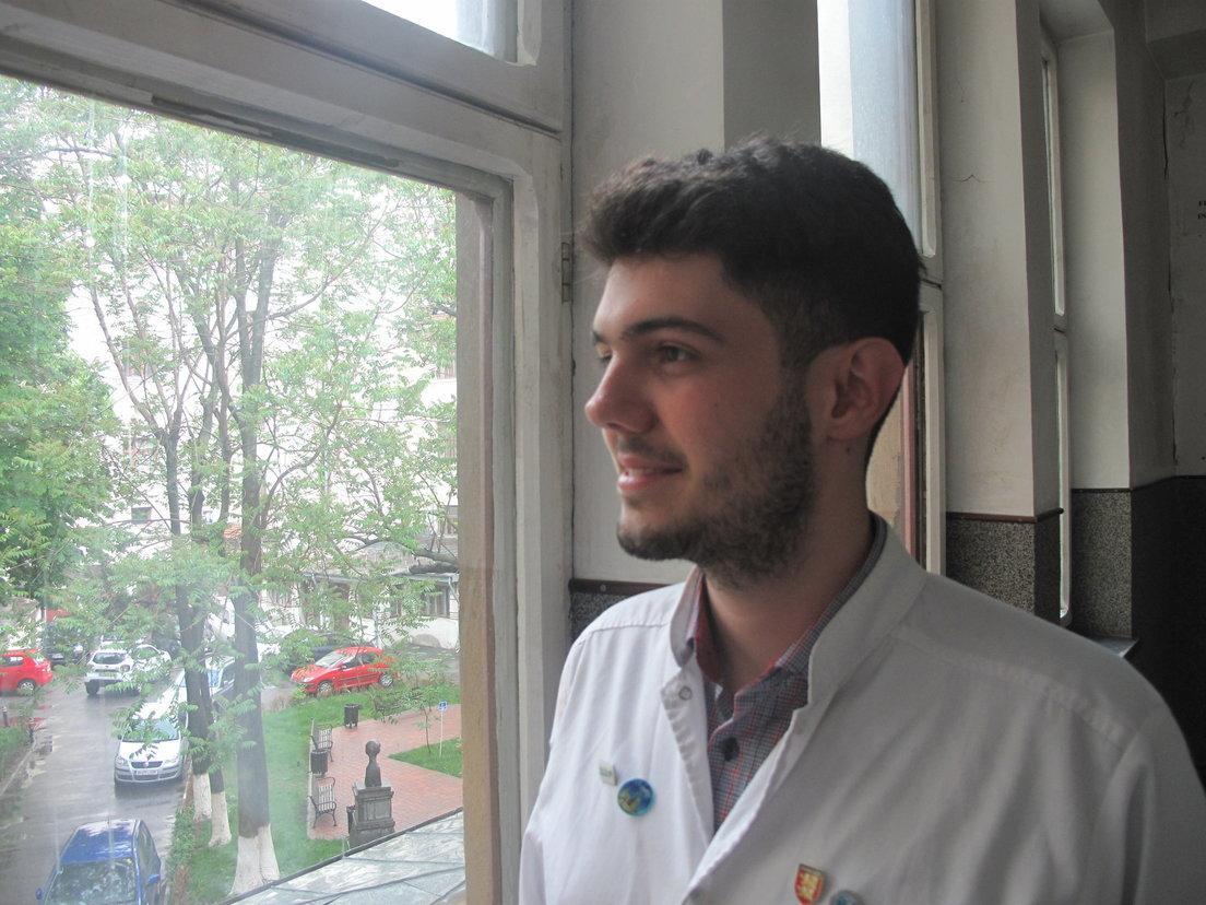 Ionuț Voinicu. Foto: Marian Ghițeanu
