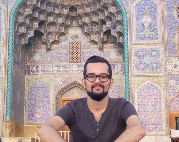 Florin Slabu în Iran