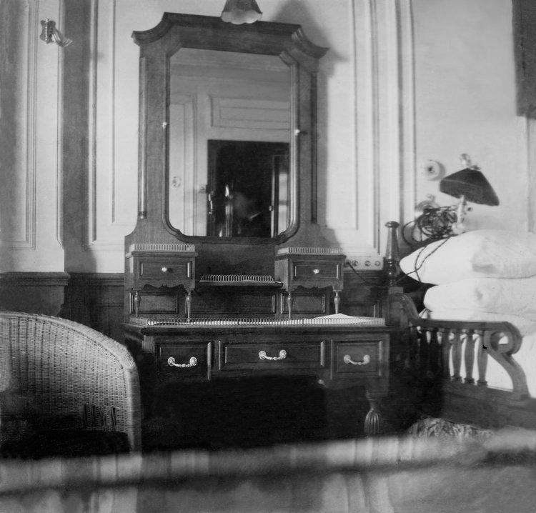 Cabina luxoasă a lui Francis Browne | Foto: Francis Browne, Bridgeman Images