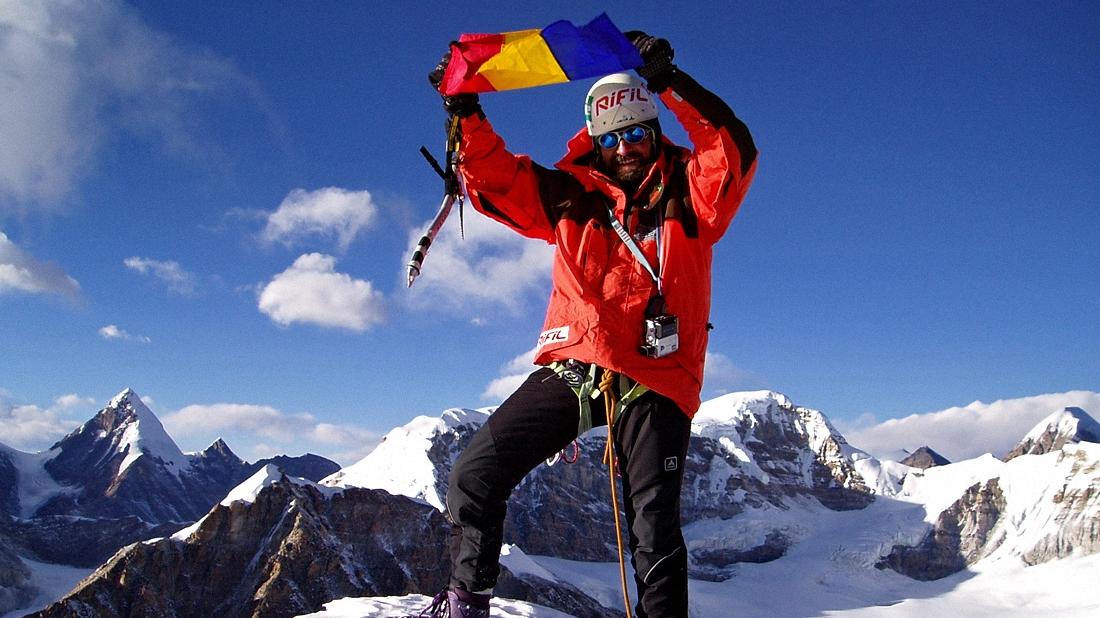 Povestea primului român care a atacat Everestul. Constantin ...
