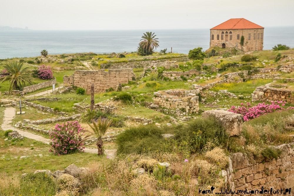 Byblos, Liban; Sursa: My Wanderlust
