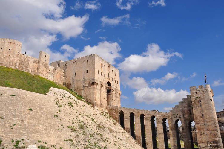 Alep, Siria; Sursa: UNESCO World Heritage Centre