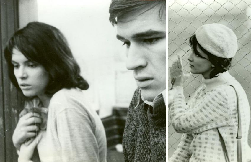 Duminică la ora șase, 1966, un film în regia lui Lucian Pintilie, cu Irina Petrescu și Dan Nuțu, în rolurile principale | Sursa foto: IMDB