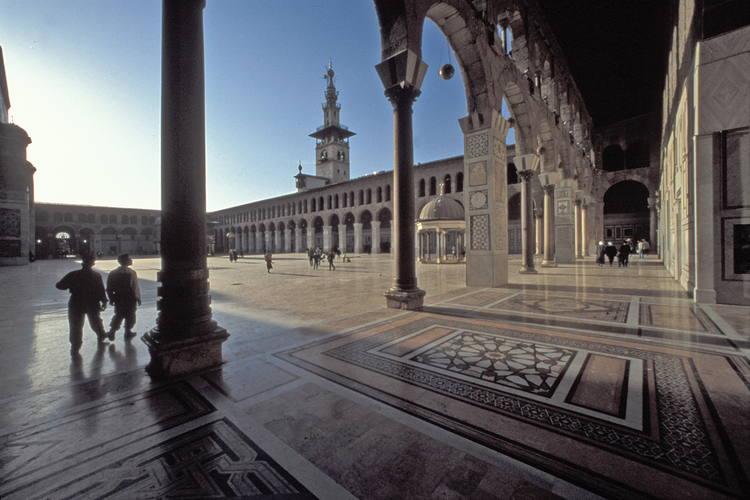 Damasc, Siria; Sursa: UNESCO World Heritage Centre
