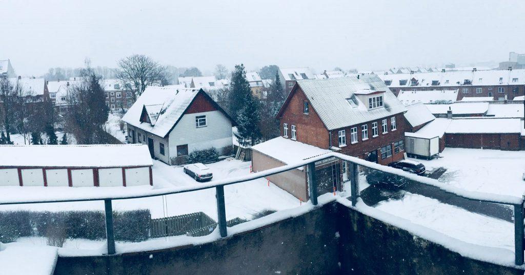 Danemarca, văzută de pe balconul lui Alex