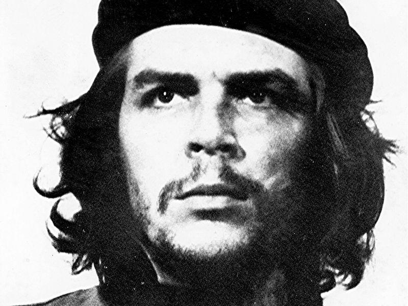Che Guevara. Sursă: Smithsonian Magazine