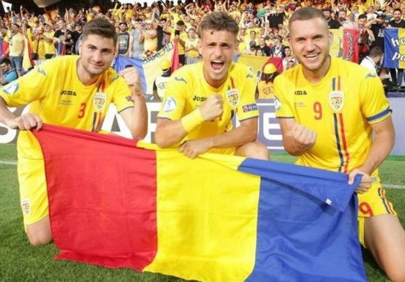 România U21-Franța U21