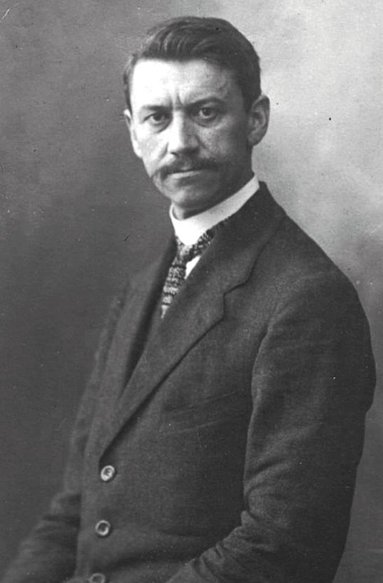 Francisc Iosif Rainer, în 1914; Sursa: Wikimedia Commons