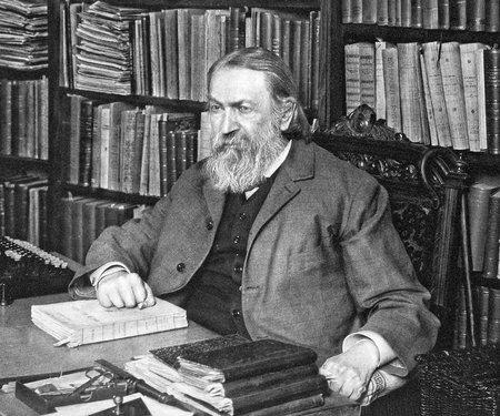 Ernst Mach [1838 – 1916]; Sursa: Famous People