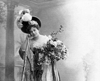 Prima Floria Tosca, rol compus de Puccini pentru vocea ei unică | Sursa foto: Ziarul de Vrancea