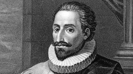 Miguel de Cervantes [1547 – 1616]; Sursa: Spain arts & culture