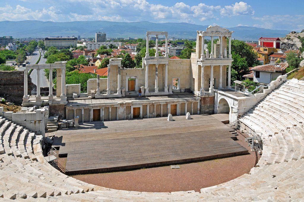 Plovdiv, Bulgaria; Sursa: Culture Trip