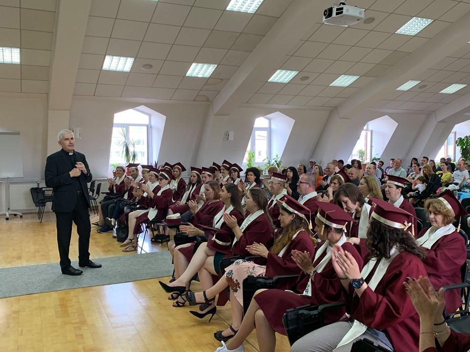 Wilhelm Dancă, decanul Facultății de Teologie Romano – Catolică a Universității din București