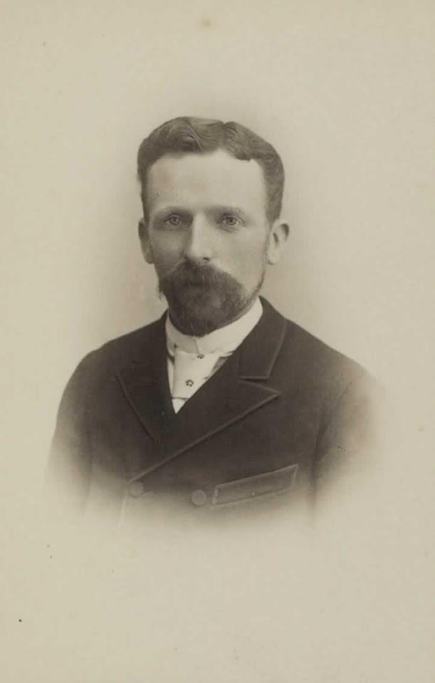 Theo van Gogh, fratele pictorului   Sursa: Vincent van Gogh Museum