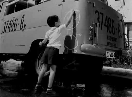 Secvență din filmul Puștiul | Sursa: Cinemagia
