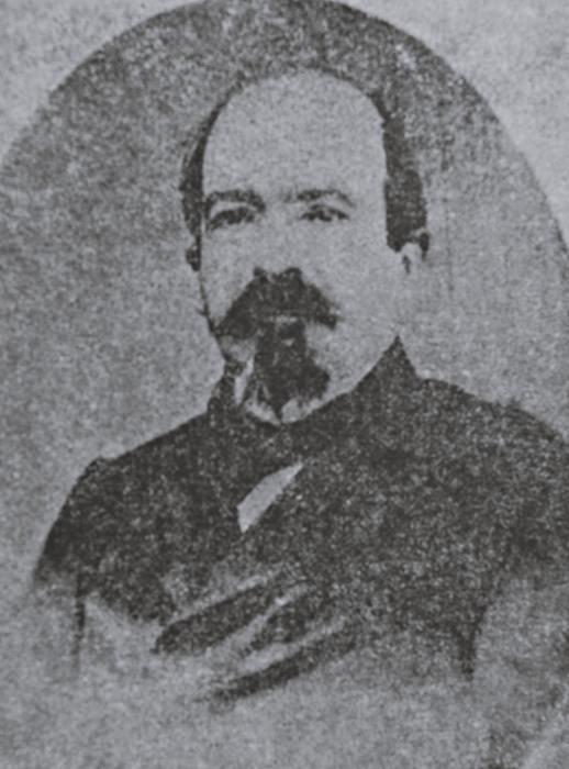 Mihail Kogalniceanu în tinerețe