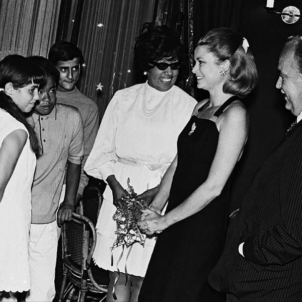 O prietenie veritabilă, Josephine Baker și Grace Kelly | Sursa: KPBS