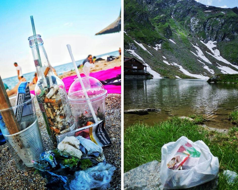 Pe urmele B.D.: Clean2Go la munte și la mare
