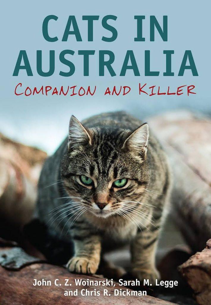''Cats in Australia: Companion and Killer'' . Sursă foto: books.google.ro