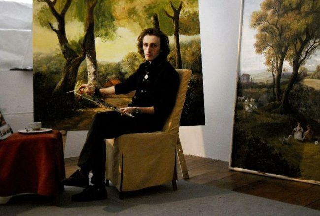 Daniel Relenschi. Neuburg an der Kammel