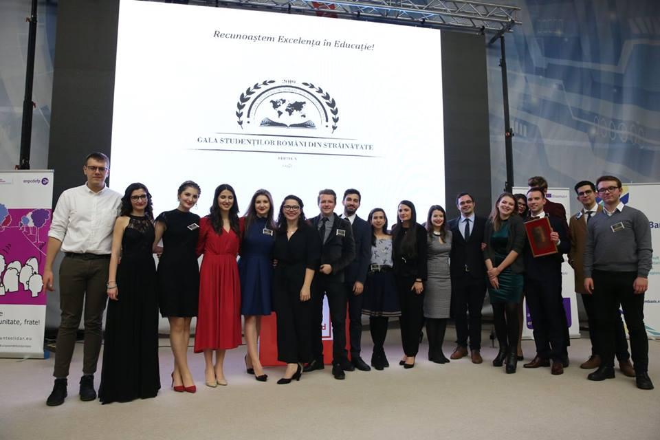 Gala Studenților Români din Străinătate