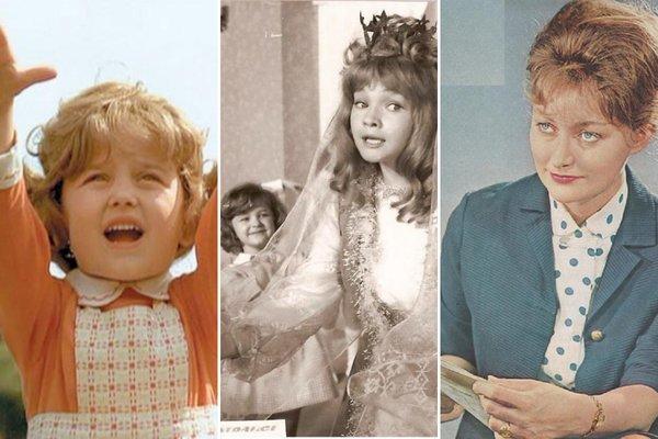 De la stânga: Lulu Mihăescu, în filmul Veronica; Secvență din filmul Veronica; Elisabeta Bostan | Sursa: Cinemagia