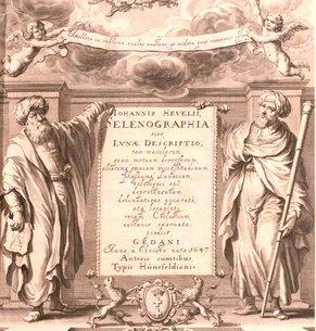 Johannes Hevelius | Din Selenographia