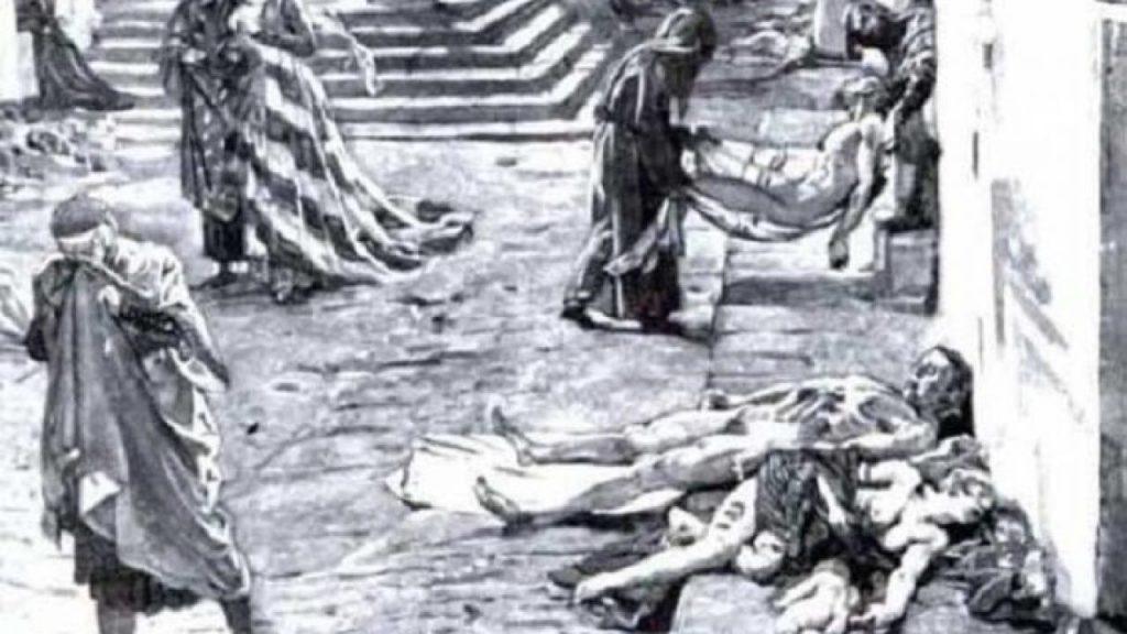 Ciuma lui Caragea, 1813-1814 | Devastating Disasters