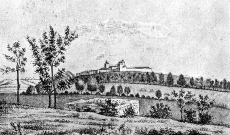 Mănăstirea Cotroceni din București, acolo unde domnitorul Caragea, familia și toți oamenii de la curte s-au retras în timp ce ciuma făcea ravagii în oraș | Second Decade