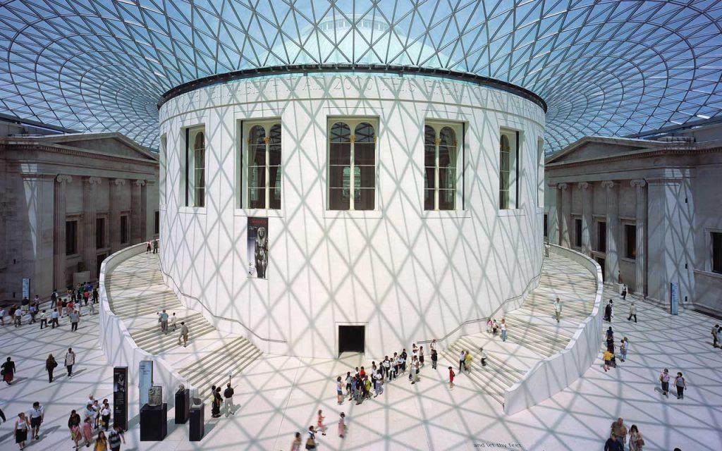 Mesopotamia - Biblioteca Assurbanipal British Museum   Sursa: The British Museum