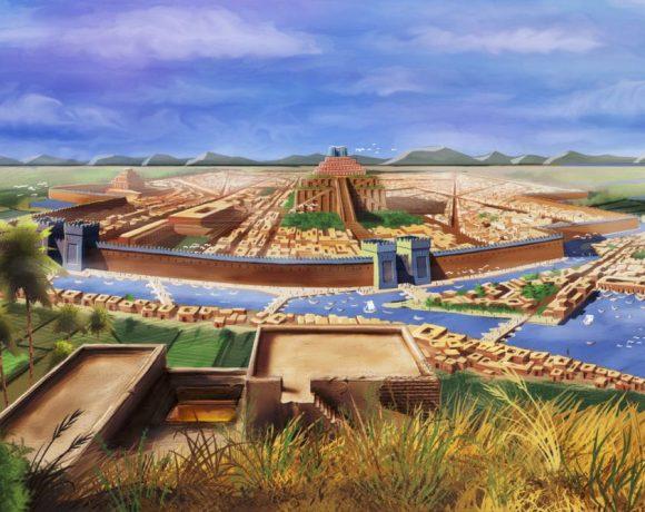 Foto Cover - Mesopotamia - Biblioteca Assurbanipal