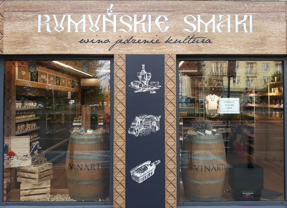 Primul magazin cu produse exclusiv din România