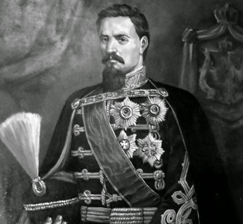 În timpul scurtei domnii a lui Alexandru Ioan Cuza a fost ales, în 1862, primul imn oficial