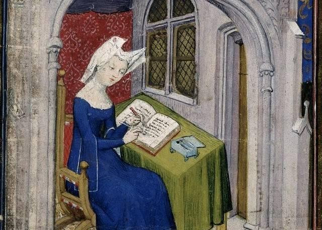 Christine de Pizan | Sursa: Book Riot