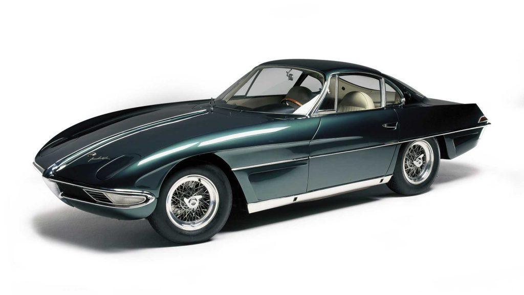 Primul Lamborghini | Sursa: Motor1