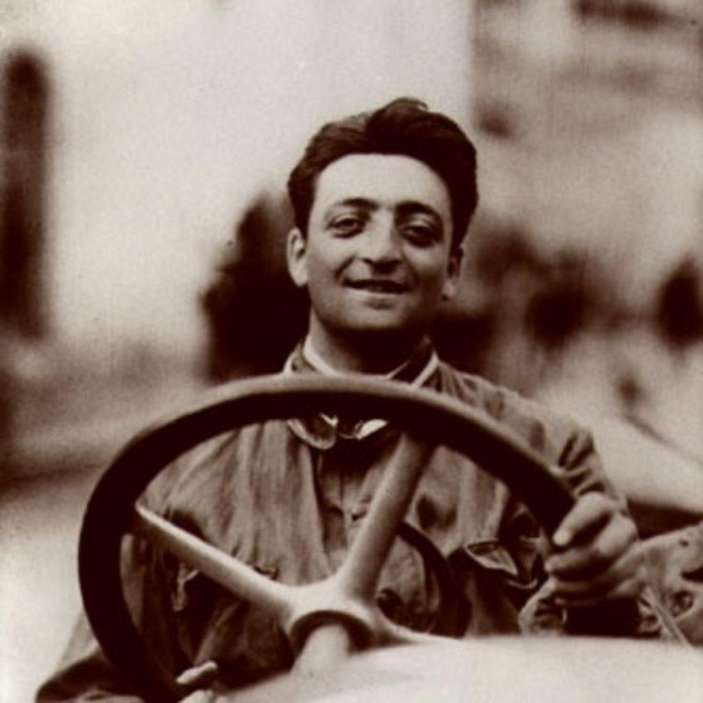 Enzo Ferrari | Sursa: Biography